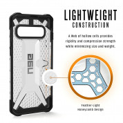 Urban Armor Gear Plasma Case for Samsung Galaxy S10 (ice) (bulk) 5
