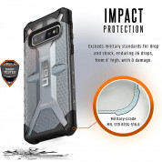 Urban Armor Gear Plasma Case for Samsung Galaxy S10 (ice) (bulk) 8