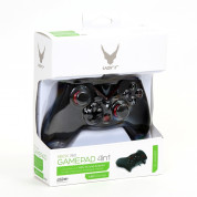 Omega Freestyle Gamepad Flanker Pro 4 in 1 XBOX360/PS3/PC/Android - универсален PC контролер (черен)
