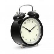 Platinet Zegar Alarm Clock March - будилник с ретро дизайн (черен) 2