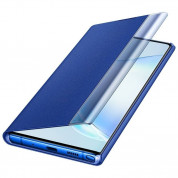 Samsung Clear View Cover EF-ZN975CL for Samsung Galaxy Note 10 Plus (blue) 2