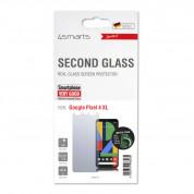 4smarts Second Glass Limited Cover - калено стъклено защитно покритие за дисплея на Google Pixel 4 XL (прозрачен) 1