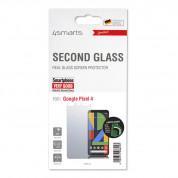 4smarts Second Glass Limited Cover - калено стъклено защитно покритие за дисплея на Google Pixel 4 (прозрачен) 1