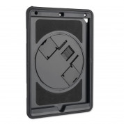 4smarts Rugged Tablet Case Grip - ударо и водоустойчив калъф за iPad 7 (2019) (черен) 3