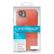 LifeProof Fre case for iPhone 11 Pro (orange) 6