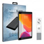 Eiger Tempered Glass Protector 2.5D - калено стъклено защитно покритие за дисплея на iPad 7 (2019), iPad 8 (2020) (прозрачен)