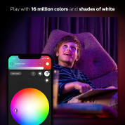 Philips Hue WCA 6.5W GU10 3 Set EUR PMO - система за безжично управляемо осветление за iOS и Android устройства  3