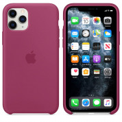 Apple Silicone Case for iPhone 11 Pro Max (pomegranate)