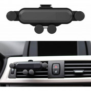 Omega Universal Spider Car Air Vent Holder (black) 2