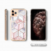 Spigen Ciel Cyrill Etoile Pink Marble Case for iPhone 11 Pro Max 1