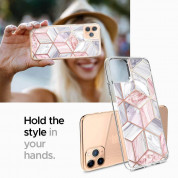 Spigen Ciel Cyrill Etoile Pink Marble Case for iPhone 11 Pro Max 2