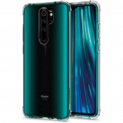 Spigen Crystal Shell Case for Xiaomi RedMi Note 8 Pro (crystal)