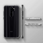 Spigen Crystal Shell Case for Xiaomi RedMi Note 8 Pro (crystal) 4