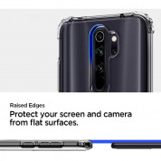 Spigen Crystal Shell Case for Xiaomi RedMi Note 8 Pro (crystal) 5