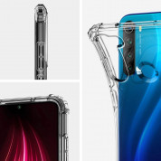 Spigen Crystal Shell Case for Xiaomi RedMi Note 8 (crystal) 7