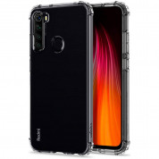 Spigen Crystal Shell Case for Xiaomi RedMi Note 8 (crystal)