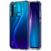 Spigen Crystal Shell Case for Xiaomi RedMi Note 8 (crystal) 1