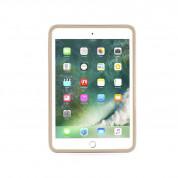 Griffin Survivor Journey Folio Case - хибриден удароустойчив калъф, тип папка за iPad mini 4 (розово злато) 4