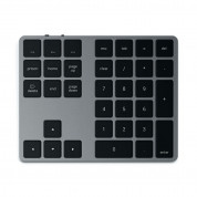 Satechi Aluminum Bluetooth Extended Keypad (space gray)