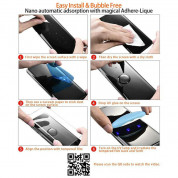 Nano Liquid UV Full Glue Tempered Glass for Samsung Note 10 (clear) 9