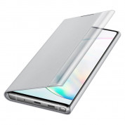 Samsung Clear View Cover EF-ZN970CS for Samsung Galaxy Note 10 (black)
