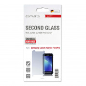 4smarts Second Glass 2D Limited Cover for Xiaomi Redmi Note 8T (clear) 1