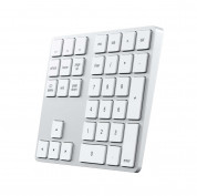 Satechi Aluminum Bluetooth Extended Keypad (silver) 3