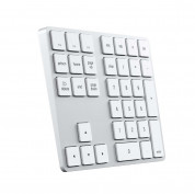 Satechi Aluminum Bluetooth Extended Keypad (silver) 2