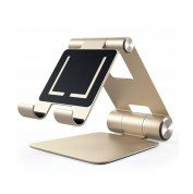 Satechi R1 Aluminum Foldable Stand (gold) 1