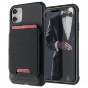 Ghostek Exec 4 modular wallet case for iPhone 11 (black)
