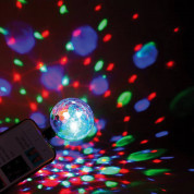 Omega Magic Disco Ball USB To Micro USB (white) 1