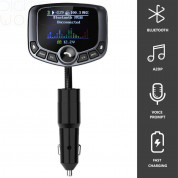 TechRise EBH05038GA01 Bluetooth FM Transmitter 5