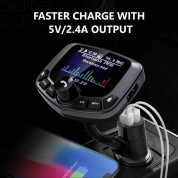 TechRise EBH05038GA01 Bluetooth FM Transmitter 4