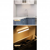 Baseus Sunshine Series Human Body Induction Wardrobe Light - нощна LED лампа (топла светлина) 16