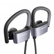 Anker Soundcore Arc Wireless Sport Earphones - безжични блутут спортни слушалки с микрофон за мобилни устройства (черен-сив)