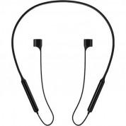 Baseus AirPods Silicone Hanging Sleeve - тънко силиконово въженце за безжични слушалки Apple Airpods & Apple Airpods 2 (черен)