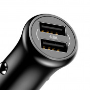 Baseus Gentry Series Car Charger CCALL-GB01 (black) 2