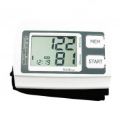 Platinet Blood Pressure Monitor With Memory (white)