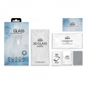 Eiger 3D Glass Case Friendly Tempered Glass for Samsung Galaxy S20 Ultra (black-clear) 1