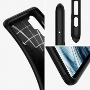 Spigen Rugged Armor Case for Xiaomi Mi Note 10, Note 10 Pro (matte black) 2