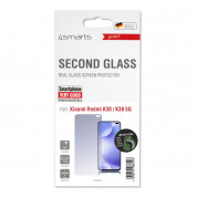 4smarts Second Glass 2D Limited Cover for Xiaomi Redmi K30, K30 5G (clear) 1