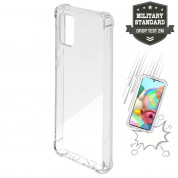 4smarts Hard Cover Ibiza for Samsung Galaxy A71 (clear)