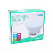 Omega Kitchen Scale With Bow (white)
