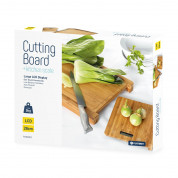Platinet Cutting Board With Kitchen Scale 1