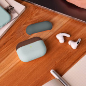 Elago Duo Silicone Case for Apple Airpods Pro (mint) 2