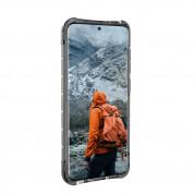 Urban Armor Gear Plyo Case - удароустойчив хибриден кейс за Samsung Galaxy S20 (прозрачен) 2