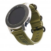 Urban Armor Gear Active Nato Strap for Samsung Galaxy Watch 46 mm (olive drab) 2