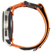 Urban Armor Gear Active Watch Strap for Samsung Galaxy Watch 46 mm (orange) 2