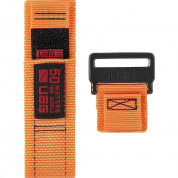 Urban Armor Gear Active Watch Strap for Samsung Galaxy Watch 46 mm (orange) 4