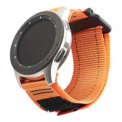 Urban Armor Gear Active Watch Strap for Samsung Galaxy Watch 46 mm (orange) 1